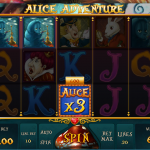Alice Adventure – Isoftbet