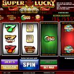 Super Lucky Reels – Isoftbet
